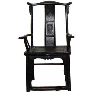 Alte chinesische Stuhle in kaiserlichen Stil