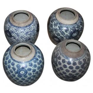 Alte chinesische Vase mit Mengenrabatt