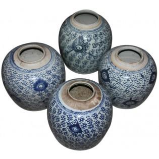 Alte chinesische Vasen