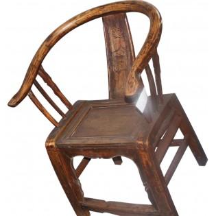 Antike chinesische Stuhl