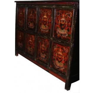 Tibetische alte Kredenz