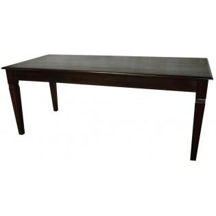 Mahagoni-Tisch