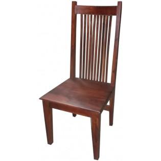 Braune Sitz aus Indien