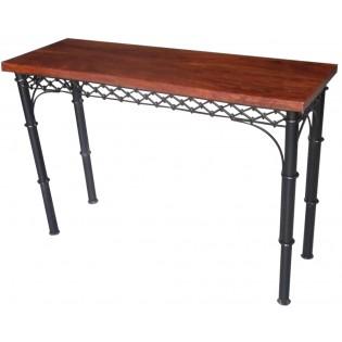 Eisen Schreibtisch aus Indien