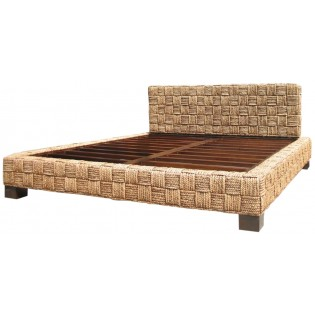 water-hyacinth king size bed