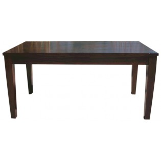 180 cm mahogany dining table