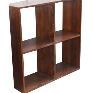 square module in pine