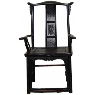 Ancient Chinese imperial style chair