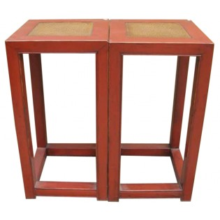 high side table from Indonesia