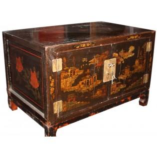 Antique short cabinet