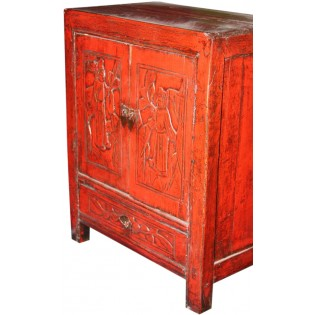 Chinese ancient bedside table