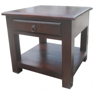 bedside table with drawer