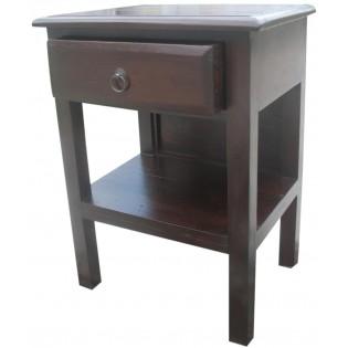 mahogany nightstand