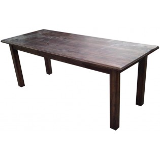 Indonesian large dining room table