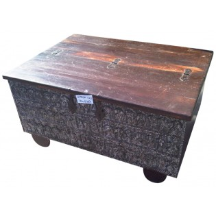 Indian rosewood chest