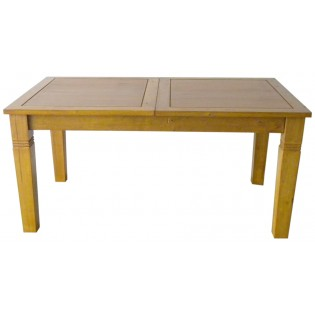 expandable light dining table
