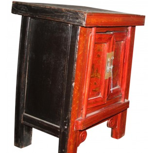 Chinese antique nightstand