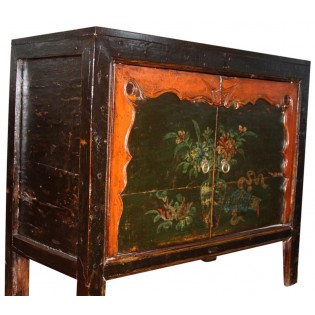 Antique 2-doors sideboard