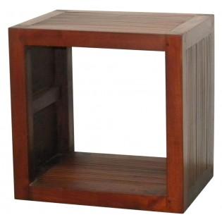 mahogany and bamboo module 1