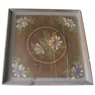 Tibetan antique tray