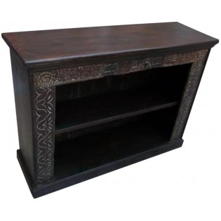 Notched Indian sideboard