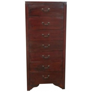 7-drawers high chest