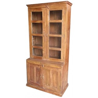 Large display cabinet from India