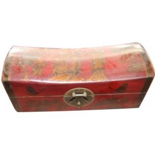 Contemporary decorated Chinese box