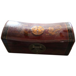 Contemporary decorated box from China