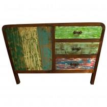 Vintage sideboard in recycled wood