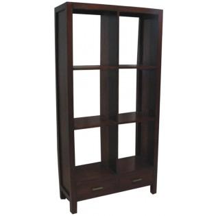 Bibliotheque a tiroirs