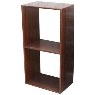 Module en 2  pieces en bois naturel
