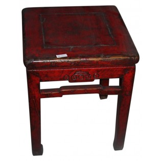 Antique table d appoint chinoise