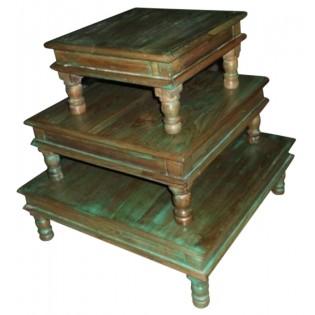 Table basse (la grande dans la photo)