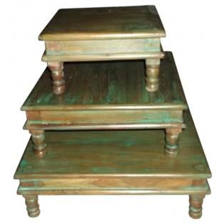 Table basse (le moyenne dans la photo)
