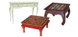 Tavoli e tavolini etnici