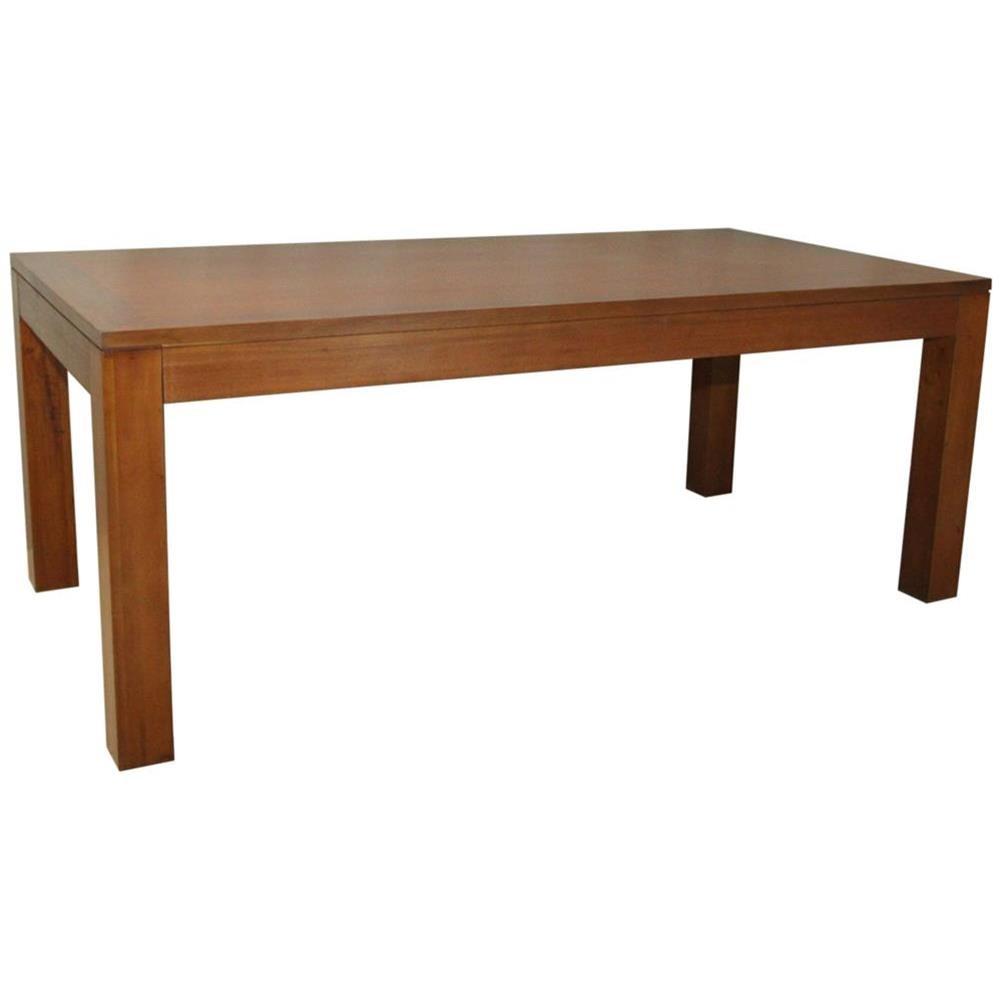 Tavolo grande legno massello chiaro 200x78x100 codice - Tavolo grande legno ...