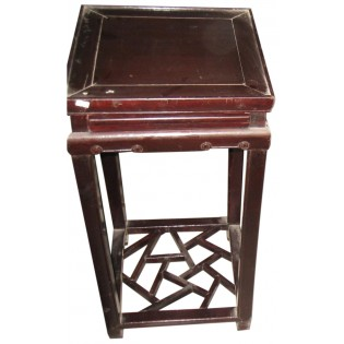 antico tavolino alto cinese