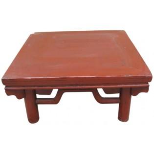 antico tavolino basso cinese