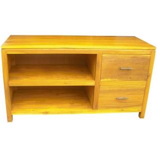 tv cabinet marrone chiaro