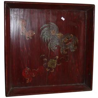 antico vassoio tibetano