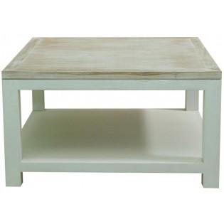 Tavolo basso shabby chic