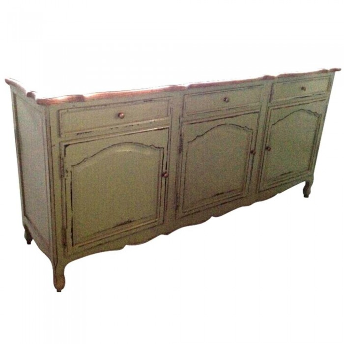 Credenza Provenzale Pictures to pin on Pinterest