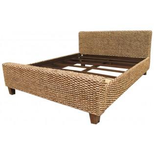 cama en jacinto de agua (util para colchon 180x200)