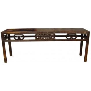Mesa de altar antigua