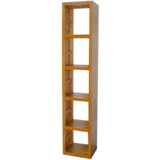 Modulo 5 en caoba y bambu claro