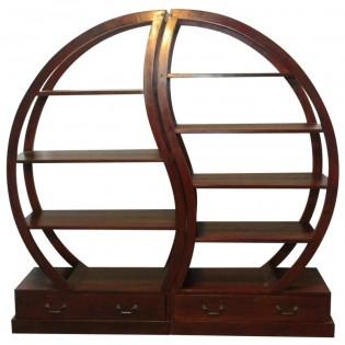 librero circular