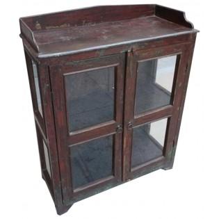 Gabinete de vidrio pequeno
